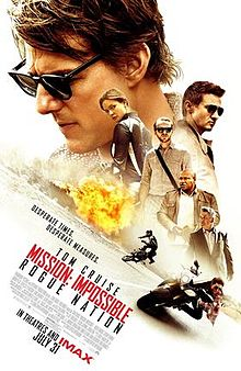 Mission: Impossible – Rogue Nation (2015) ***