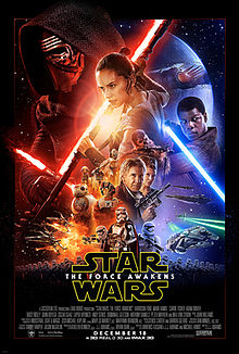 Star Wars: The Force Awakens (2015) ***