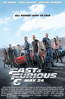 Fast & Furious 6 (2013) **