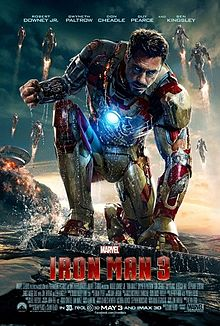 Iron Man 3 (2013) ***