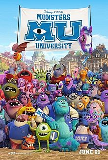 Monsters University (2013) ****
