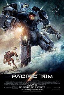 Pacific Rim (***) 2013