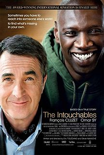 The Intouchables (France, 2011) *****