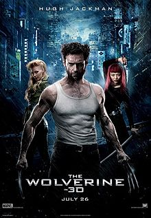 The Wolverine (2013) ***