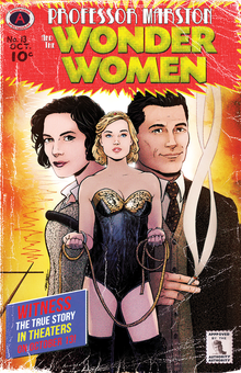 Professor Marston and the Wonder Women (2017) ***