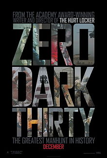 Zero Dark Thirty (2012) ****