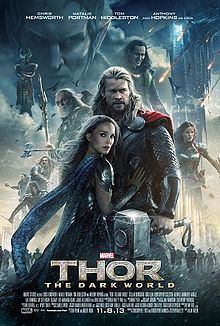 Thor: The Dark World (2013) ***