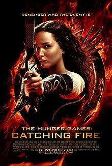 The Hunger Games: Catching Fire (2013) ****