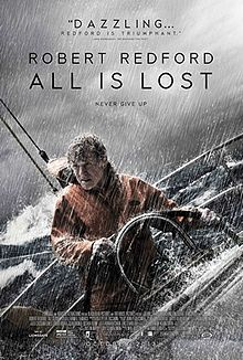 All Is Lost (2013) *****