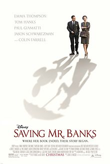 Saving Mr. Banks (2013) ***