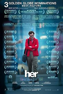 Her (2013) ****