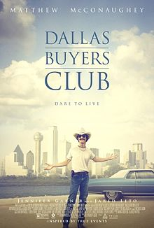 Dallas Buyers Club (2013) ****