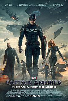 Captain America: The Winter Soldier (2014) ***