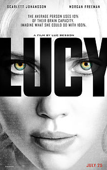 Lucy (2014) ***