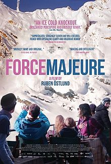 Force Majeure (Sweden, 2014) ****