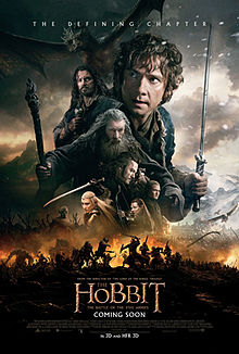 The Hobbit: The Battle of the Five Armies (2014) ****