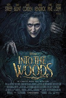Into the Woods (2014) ***
