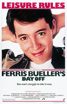 Ferris Bueller's Day Off (1986) *****