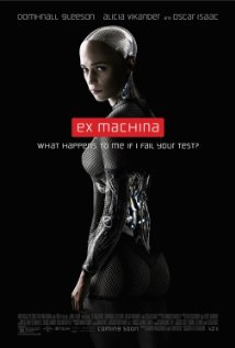 Ex Machina (2015, UK) ****