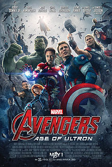Avengers: Age of Ultron (2015) ***