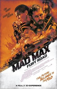 Mad Max: Fury Road (2015) ****