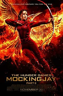 The Hunger Games: Mockingjay, Part 2 (2015) ***
