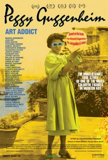 Peggy Guggenheim: Art Addict (2015) ****
