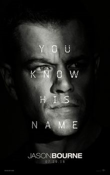 Jason Bourne (2016) ***
