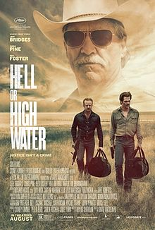 Come Hell or High Water (2016) ***