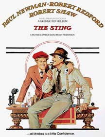 The Sting (1973) *****