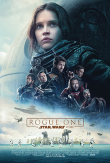 Rogue One (2016) ***